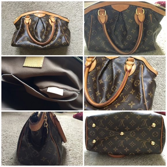 81c2b48623e Louis Vuitton Handbags - Authentic Louis Vuitton Tivoli Bag